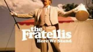 Watch Fratellis Stragglers Moon video