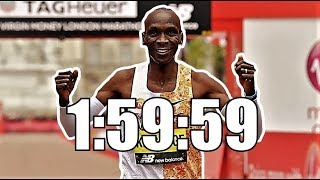 THE 2 HOUR MARATHON || ELIUD KIPCHOGE || THE QUEST FOR GREATNESS - EPISODE 9