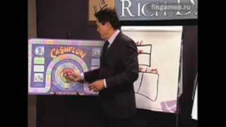 Р. Кийосаки - Тайны богатых - игра Денежный поток