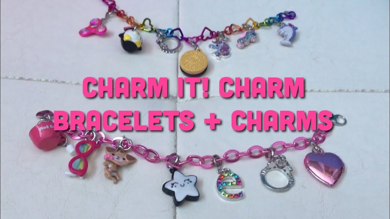 Charm It Bracelets And Charms Review Toy Tiny