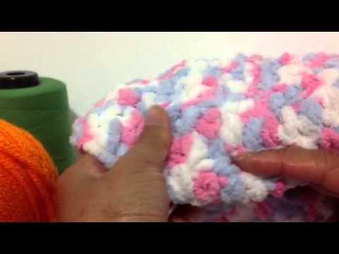 Cách chọn len, kích cỡ và kim móc