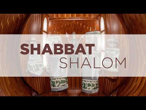 Shabbat Evening Services: Count Your Blessings | August 27, 2021