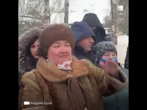 Видео Ярославль: бунт жителей против застройки