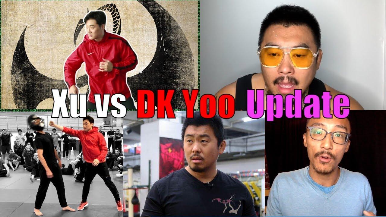 Download Xu Xiaodong vs DK Yoo NOT GONNA HAPPEN In 2021