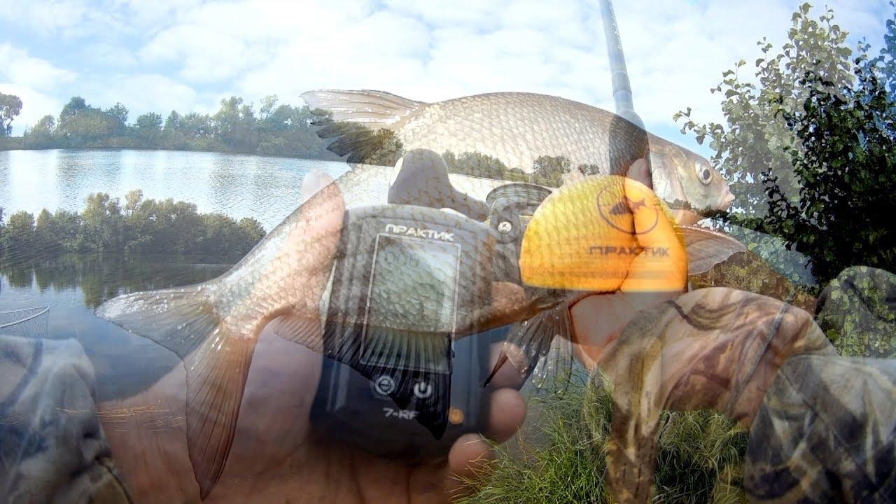 рыбалка с эхолотом на реках