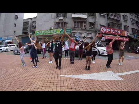 PTI Dancers 2017 @ Taipei Dance Studio