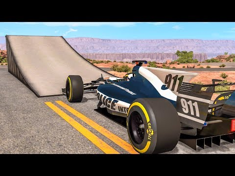 HIGH SPEED JUMPS #14 - BeamNG Drive Crashes