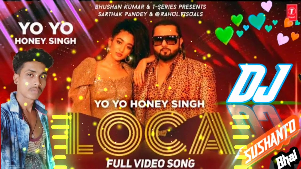Download Lock lock DJ Songs      // yo yo honey //Singh   :::DJ Sushanto Bhai 💕 Remix :::::