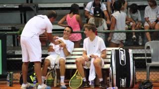 Davis Cup Junior Enzo Ormas Direttore della Davis Cup Junior Trani