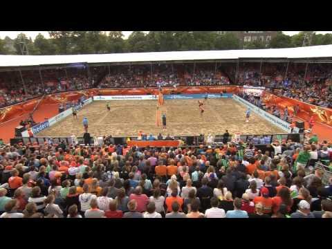 Nummerdor/Varenhorst vs Alison/Bruno Schmidt (FINAL 1st PLACE) WC 2015