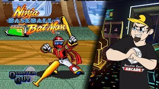 Arcade Retrospectives: Ninja Baseball Bat Man - The Quarter Guy