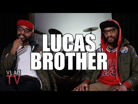 Lucas Brothers on Getting Destroyed by Heckling Puerto Rican Grandmother Part 3