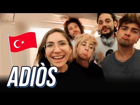 Nathventuras: Adiós Turquía - Nath Campos