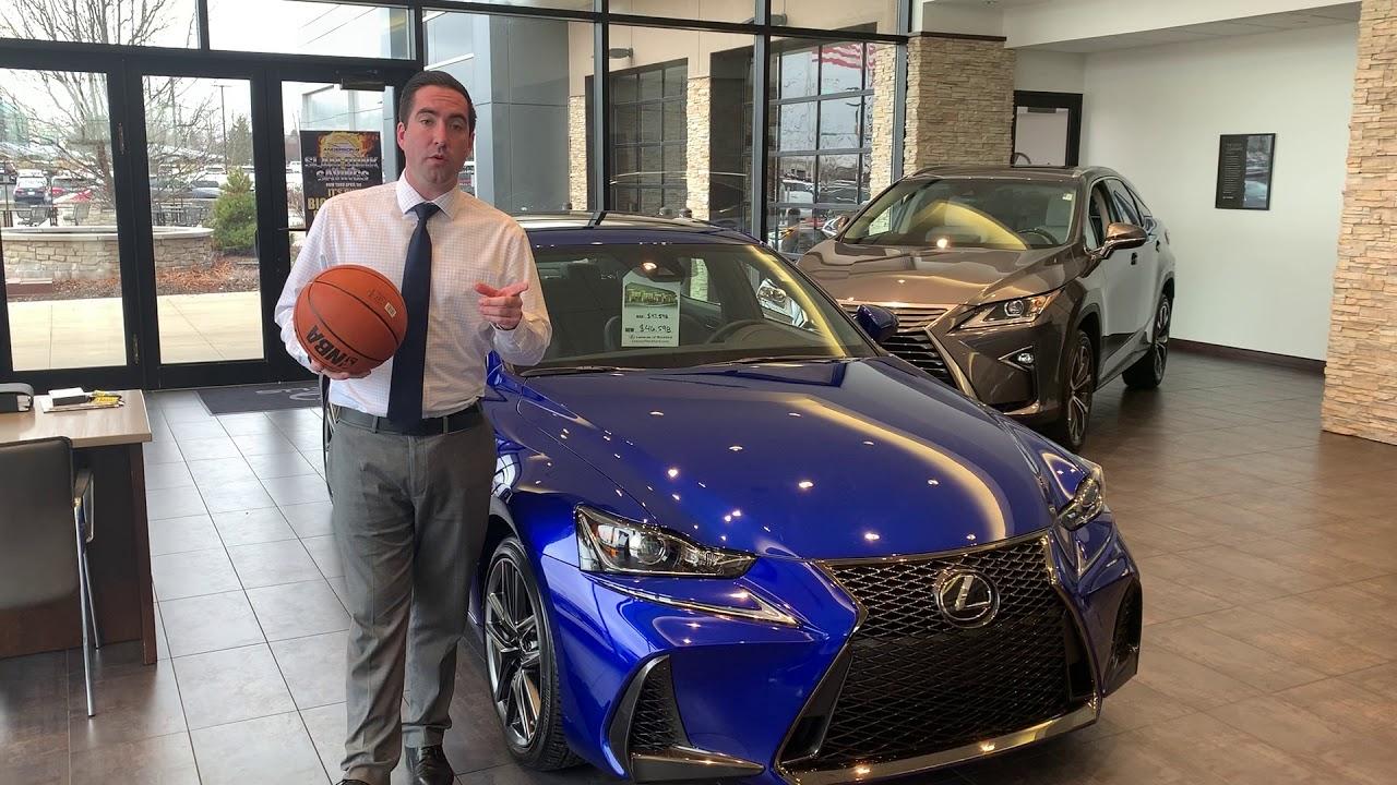Lexus Of Rockford >> Slam Dunk Savings At Lexus Of Rockford Il