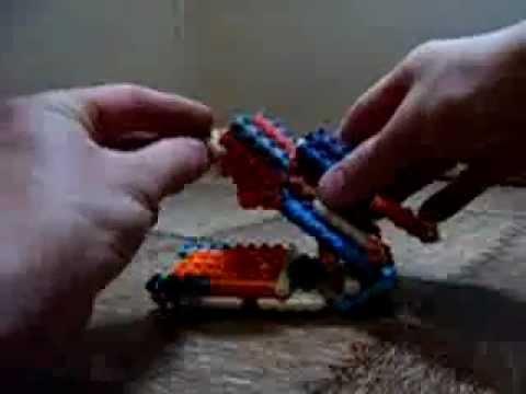 Робот-трансформера из