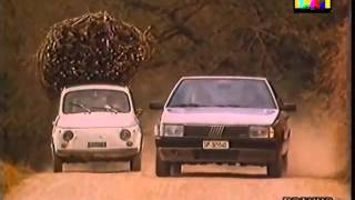 Spot Fiat Croma - La macchina vera - 1989
