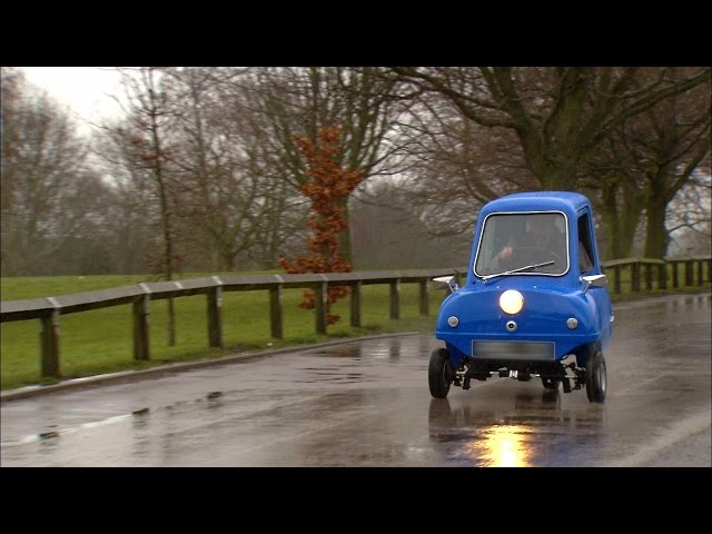 World's Smallest Car | How It's Made