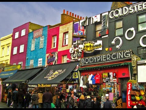 Hyperlocal Community Publisher Zara shares why Camden Town is great