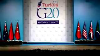 Cats take to G20 stage in Turkey