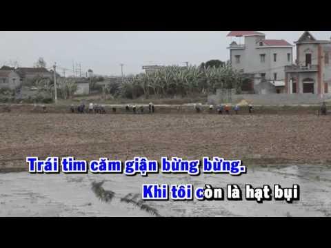 Dấu Chân Phía Trước   Cao Minh Karaoke Beat   YouTube