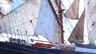 One Big Powerful Square Rigger