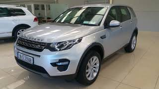 2018 Land Rover Discovery Sport MY 18 SPORT 2.0 TD4 46,950