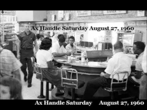Jacksonville History Ax Handle Saturday August 27, 1960