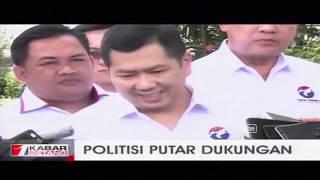 Inilah Sejumlah Politisi Putar Dukungan Dari Prabowo ke Jokowi