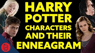 Sorting Harry Potter Characters Into Their Enneagram