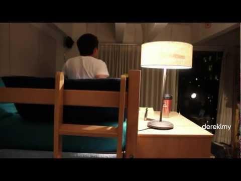 UC Berkeley Freshman Completely Automates Dorm Room
