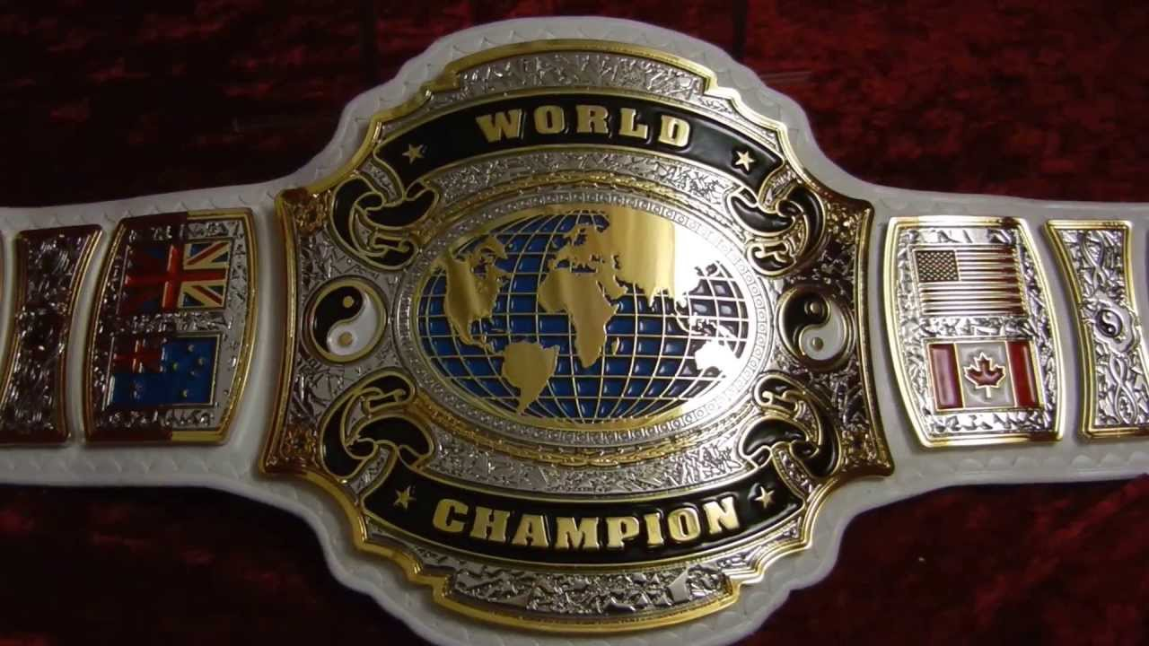 trb spotlight dragon mma championship belt youtube