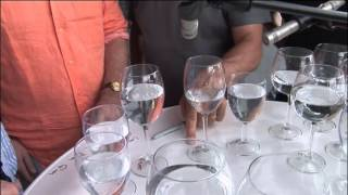 David Gilmour - Wine Glasses - Shine On You Crazy Diamond