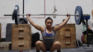 Final Heavy day before Pan Am trials