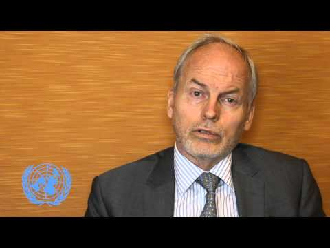 UN envoy speaks about Somalia