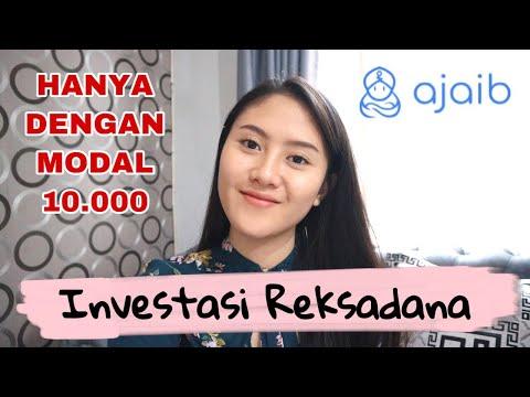 Cara Menghasilkan Uang Dengan Investasi Reksadana Melalui Aplikasi AJAIB