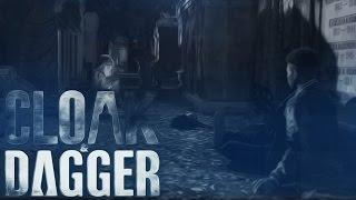"Reaction | Трейлер #1 ""Плащ и Кинжал/Cloak And Dagger"""