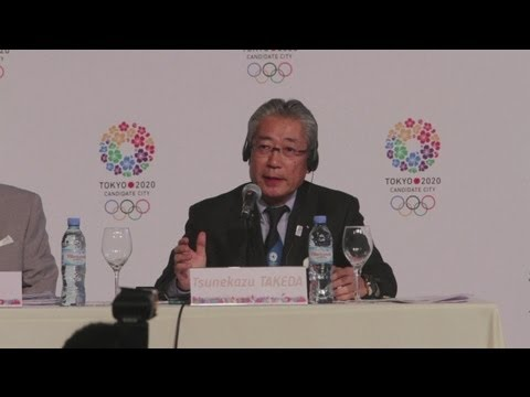 Tokyo put Olympic bid forward in Buenos Aires