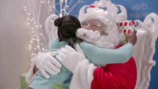 Black ish  Black Santa White Christmas clip1