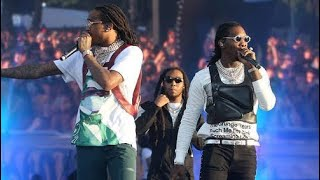 Mustard Ft Migos - Pure Water (Live @ Wireless 2019)