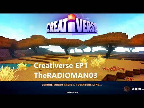 "Creativerse EP1 ""Let's Check It Out"""