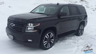 2018 Chevrolet Tahoe RST Performance Premier