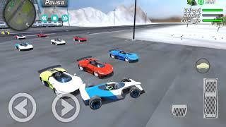 Rope Frog - Racing Cars
