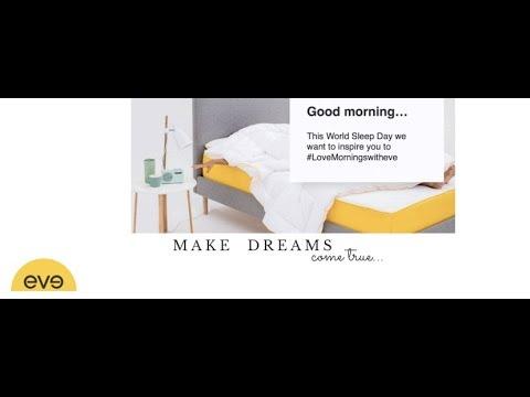 EVE SLEEP: World Sleep Day Competition