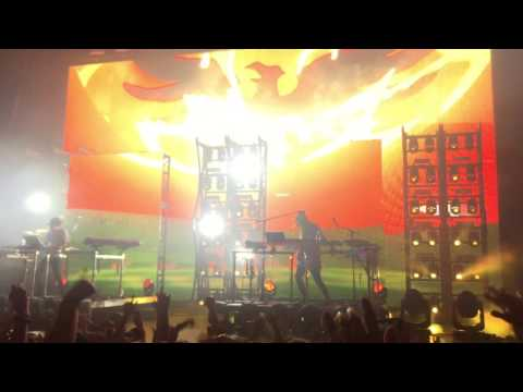 Porter Robinson + Madeon (Shelter Live Tour, ATL) - Finale, Porter Vocals