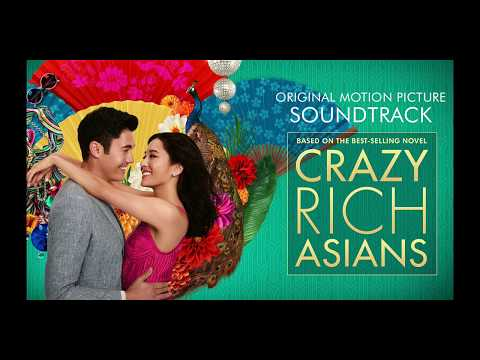 crazy rich asians soundstrack  Can't Help Falling in Love  Kina Grannis lyric
