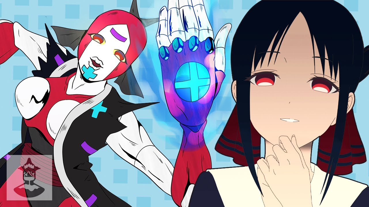 If Kaguya-sama Characters Had Stands - JoJo's Bizarre Adventure Mashup | Get In The Robot