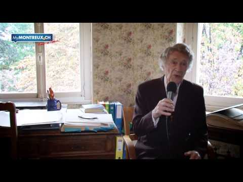 Interviews de personnalités montreusiennes - Franz Weber