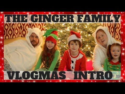 FILMING OUR INTRO! | VLOGMAS DAY 7