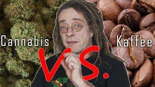Wieso ist Kaffee LEGAL, wenn Cannabis VERBOTEN ist?