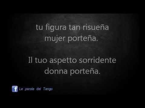 ELLA ES ASÍ - Edgardo Donato - Traduzione in italiano